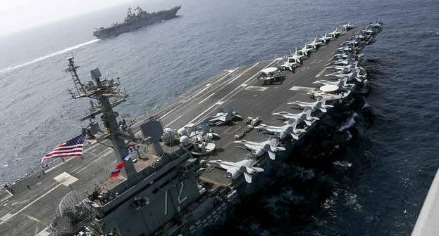 Pošleme americké lodě ke dnu, pohrozil Írán. A pochlubil se novými zbraněmi