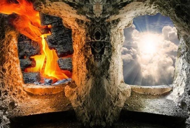 Posmrtný život: Byl jsem v pekle a Ježíš mě zachránil!