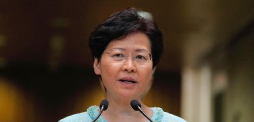 Propekingská správkyně Hongkongu zahájí dialog s obyvateli