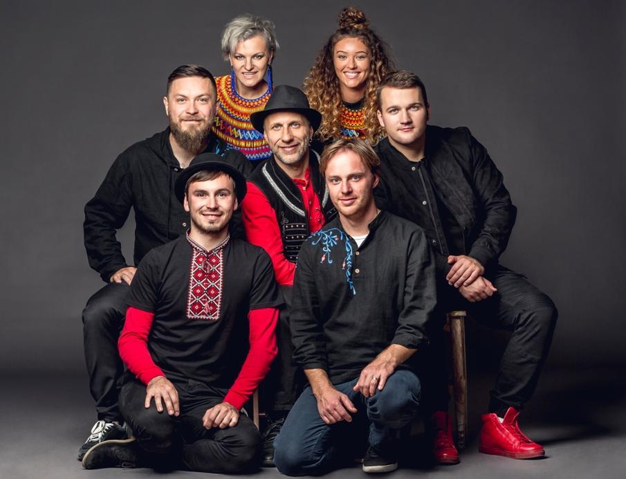 Hrdza (Hrdza je slovenská folková skupina )
