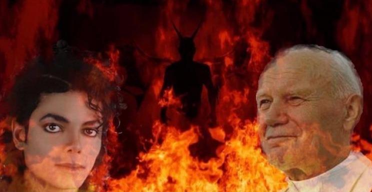 """Žena byla po 23 hodin mrtvá a ty strávila údajně v """"Pekle"""", kde potkala Michaela Jacksona, papeže Jana Pavla II a spoustu dalších celebrit"""