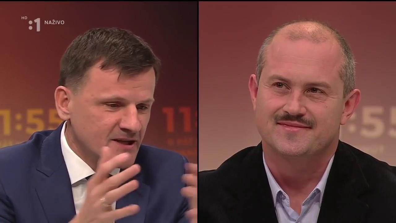 Marian Kotleba, Alojz Hlina a Tomáš Drucker 12 – 8.12.2019