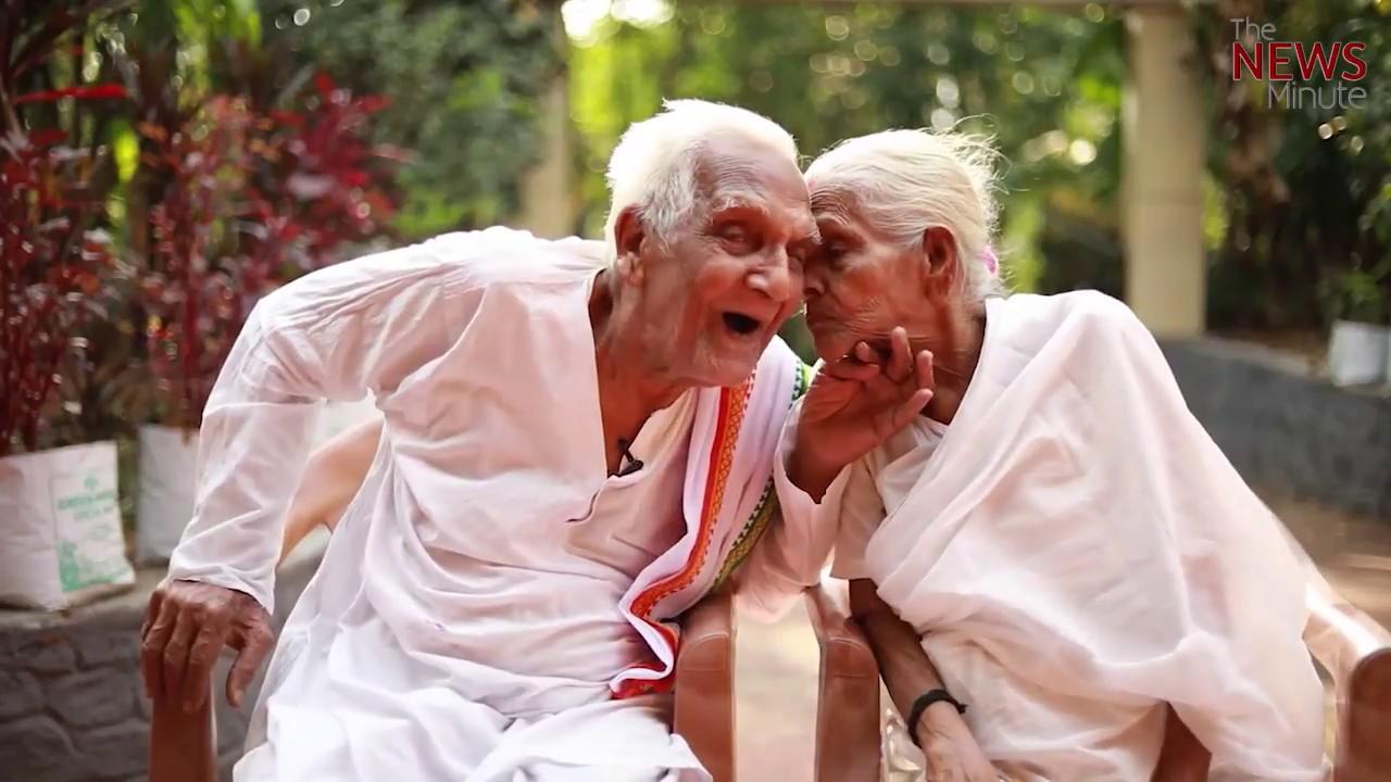 Je mu je 100, jí  99 oslavující 82 let manželství …