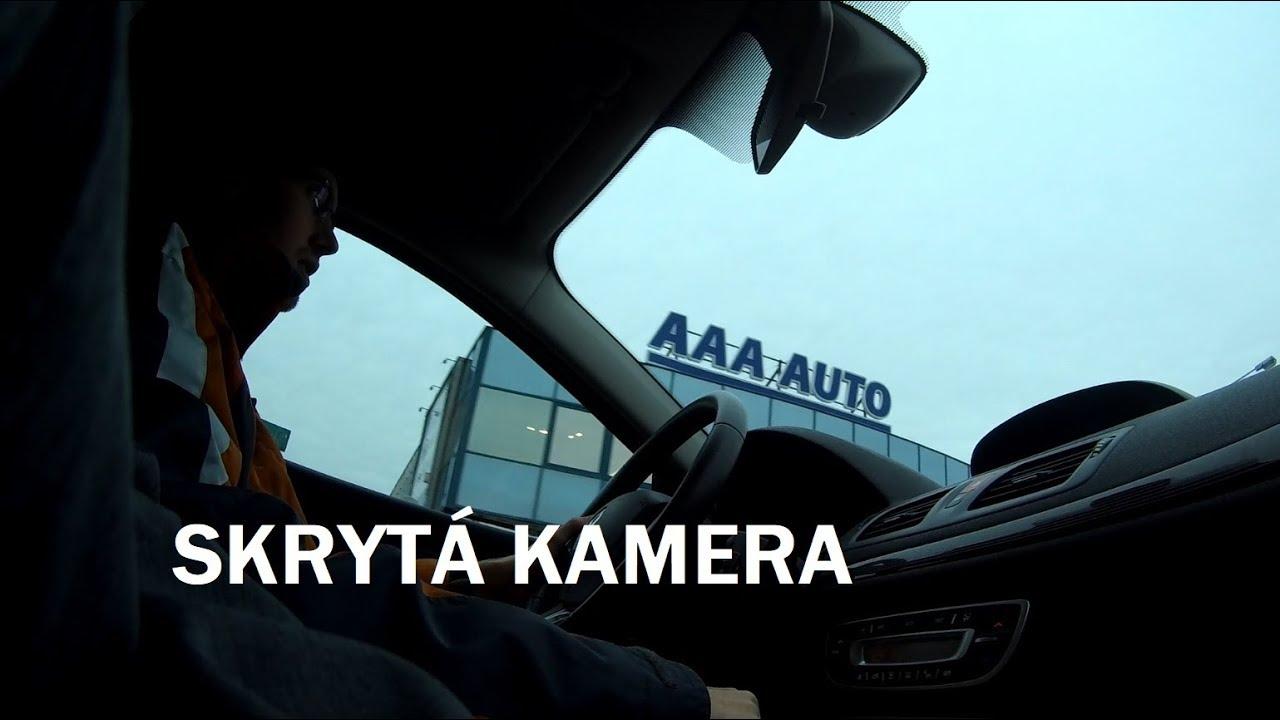 Jdeme do AAA Auto se skrytou kamerou! + rozhovor s manažerem!