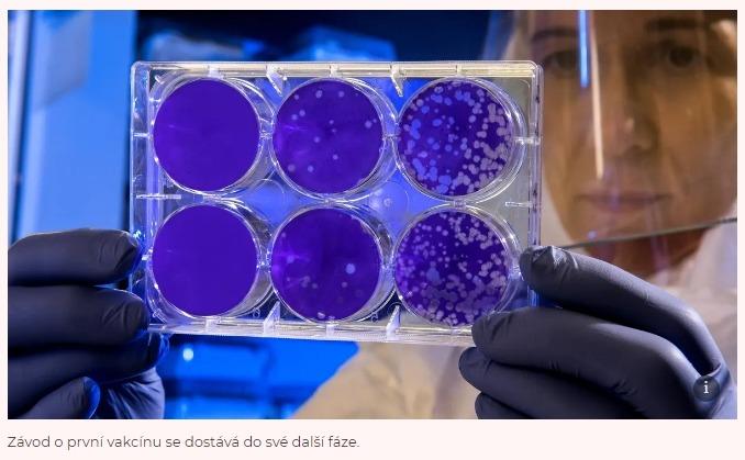 Vakcíny proti covidu dostaly svou cenovku. Budou stát do 800 korun